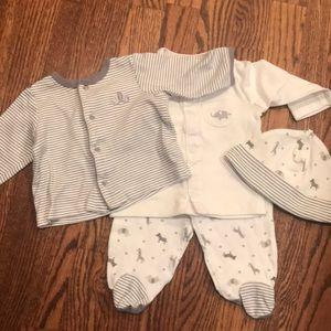 4 piece baby set
